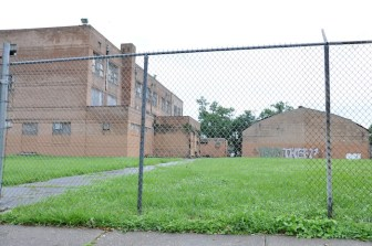 Alfred C. Priestley school has been closed for over 20 years. Now, Lycee Francais charter school leaders hope to renovate the Pigeon Town school and move in by 2018.