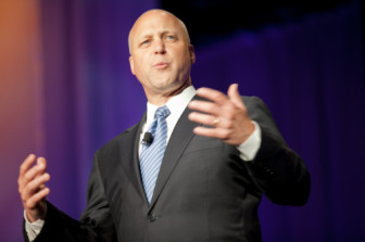 Mayor Landrieu hopes that the tricentennial will be, among other things, a victory lap.