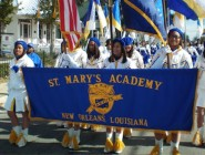 St, Mary's, in eastern New Orleans, is among schools accepting public school students under the new voucher program.
