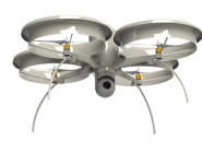 The Bravo 300 is manufactured here in New Orleans. Photo courtesy of Crescent Unmanned Systems