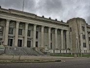The court house at Tulane and Broad is overloaded with cases involving multiple defendants.
