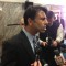 Gov. Bobby Jindal talked with reporters for about five minutes after his committee appearance.