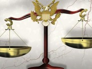 scales of justice Donkey Hotey(flickr)