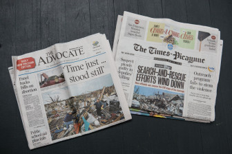 That press war in New Orleans is a rarity at a time when newspapers are in decline, but the nation's appetite for news has never been greater.