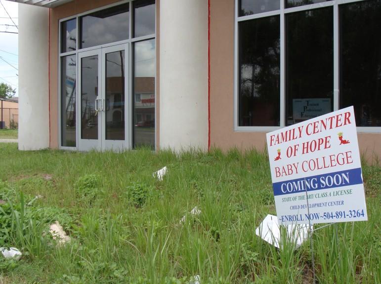 Family Center of Hope community center