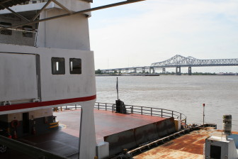 Regional plans included the Crescent City Connection and other roadways, but barely mention ferries, if at all.