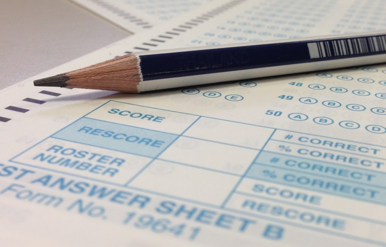 One major testing irregularity that the state looks for is an unusual number of wrong-to-write erasures on standardized test answer sheets.