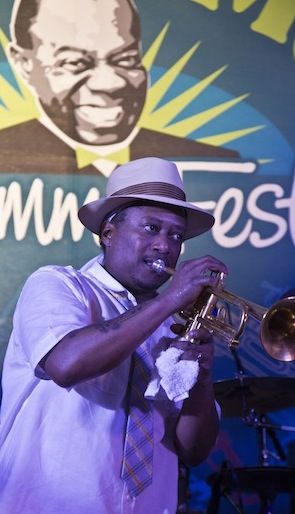 Kermit Ruffins has dropped his Thursday night gigs at Vaughn's, the Bywater bar he helped make world famous.