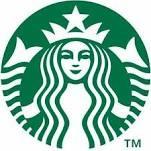 The Starbucks logo has become ubiquitous.