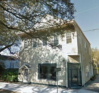 Nashville Street building proposed for demolition. Photo courtesy Preservation Resource Center