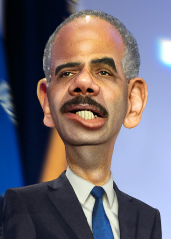 At least one staff member under U.S. Attorney General Eric Holder got caught up in online commenting. Were there others?