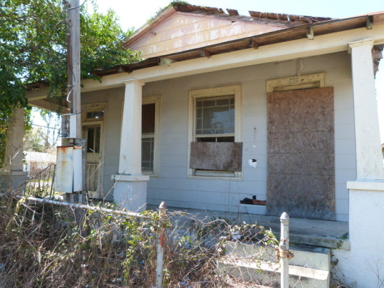 The Landrieu administration claims it has met its goal of reducing 10,000 blighted properties in New Orleans. It can't say which ones, though.