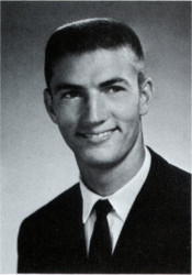 Phil Robertson's 1967 Louisiana Tech yearbook picture shows the media icon years before a bushy gray beard and back-country clothing line made him a millionaire.