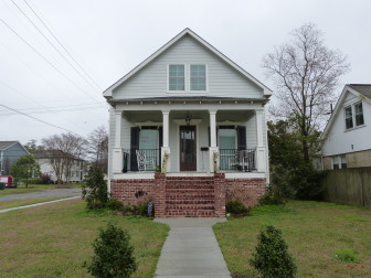 A success story: The former home at 210 Bragg St. was demolished just after Landrieu set his goal in 2010. The property has since been redeveloped and sold.
