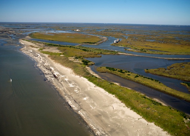 Despite the lack of expected federal funding, Louisiana has been able to move forward with such projects as beach restoration in the Barataria Basin, primarily using money from the Deepwater Horizon penalties paid by BP.