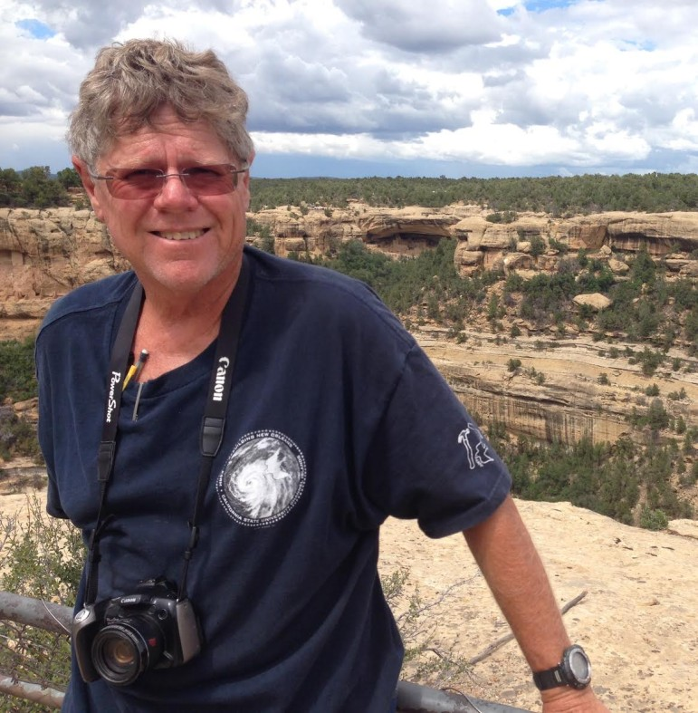 Coastal scientist and levee-failure investigator Ivor van Heerden is enjoying retirement and some distance from his former employer Louisiana State University.