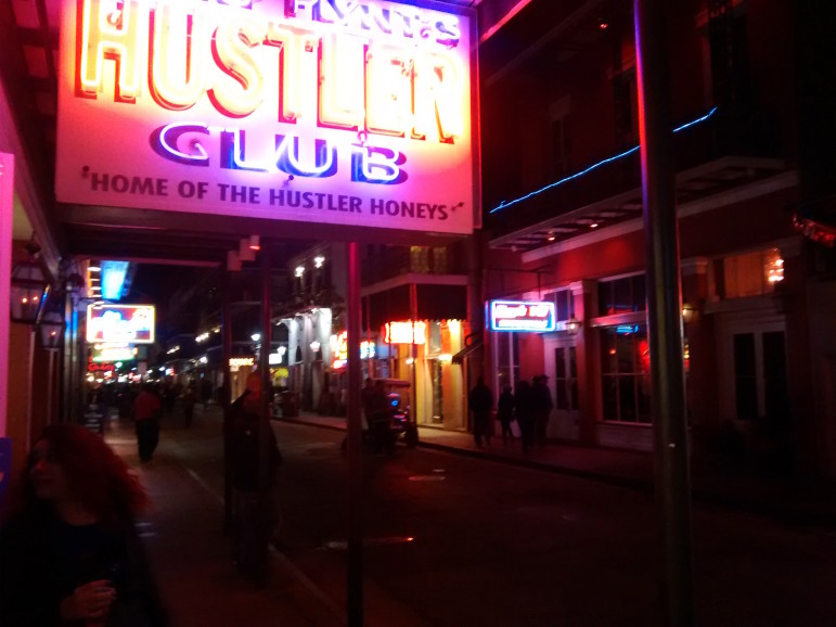 Strip clubs new orleans bourbon street
