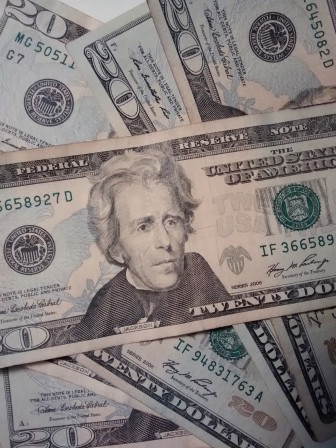 Andrew Jackson: Slaveowner and war hero.