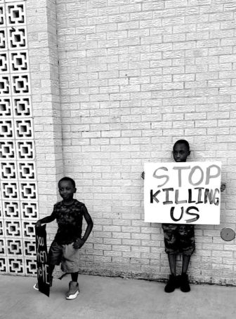 Institutional racism reaches from the streets of New Orleans to centers of political and financial power.