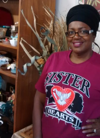Maryam Uloho's success with Sister Hearts thrift store has her looking for an Orleans Parish location.