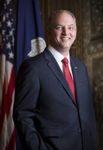 Governor John Bel Edwards would prefer a negotiated settlement with the industry.