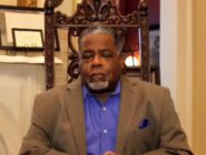 """Pastor of Christian Unity Baptist Church, the Rev. Dwight Webster believes  Justice and Beyond should be """"unabashedly black."""""""