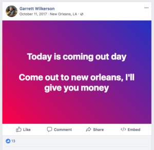 Actors were paid to support Entergy's power plant at New
