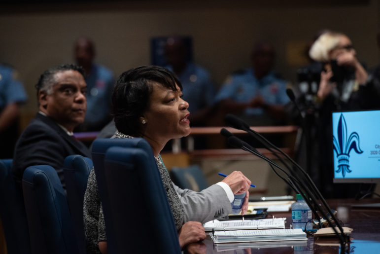 Cantrell releases her 2020 budget proposal, while disagreements over property tax rate continues